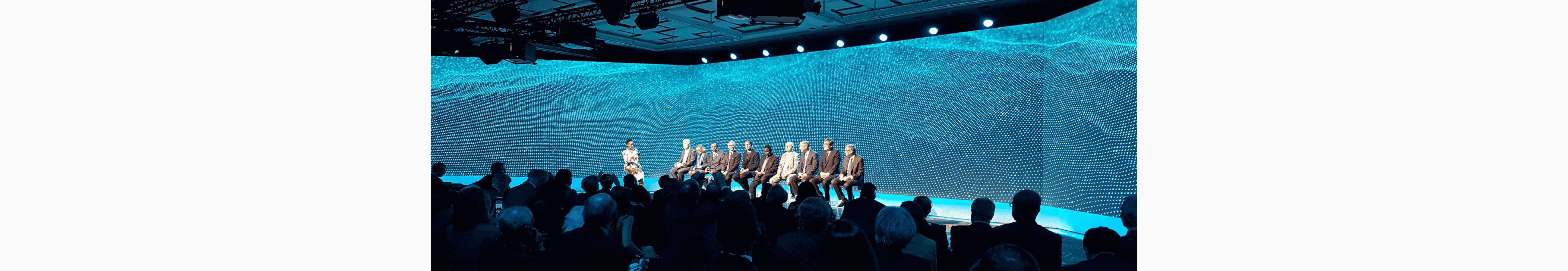 Picture of people at the NTD Summit 2017