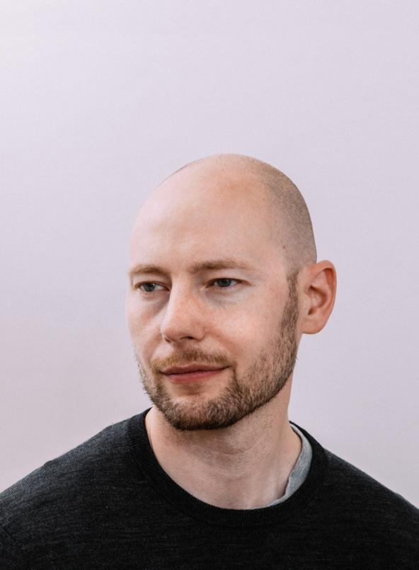 Portrait of Jon