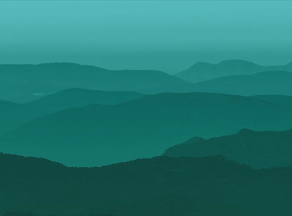 Picture of a mountainous landscape